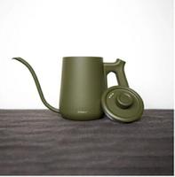 金時代書香咖啡 Minos  有蓋手沖壺 600ml 綠色 Minos-POC-600-GR