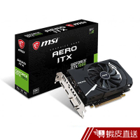 MSI 微星 GeForce GTX 1050 AERO 3G OC 顯示卡  現貨 蝦皮直送