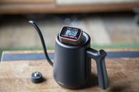 咖啡器材大回饋,點數10倍送!路人咖啡 Minos 600ml 有蓋手沖壺 (加贈單品豆100g)