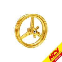 【NCY】四代勁戰 ESA12鍛造鋁鋼圈 2.5 前碟