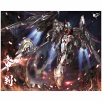 Zero_g Trial Gunpla 1/100 Mg Judge 21cm Assembling Model Action Toy Figures Metal Body Christmas'S Gifts In Stock Out Of Print