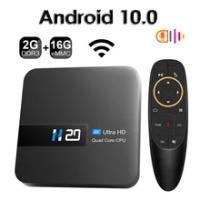 Smart Tv Box Tv Box Android 10 4K H.265 Media Player 3D Android Set-Top Box Tv Box Android 2020
