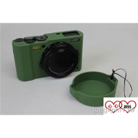 優選力推~ 松下LX10硅膠套 LX10專用相機包 內膽包 攝影包 保護殼 防震防摔
