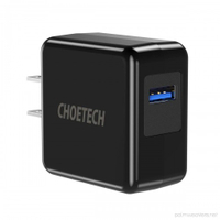 CHOETECH   หัวชาร์จเร็ว QC 3.0 USB 18W
