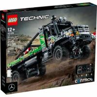 【LEGO 樂高】《 LT42129 》Technic科技系列 - 4×4 賓士 Zetros 攀岩卡車