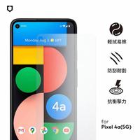 【RhinoShield 犀牛盾】Google Pixel 4a 5G版本 耐衝擊手機螢幕正面保護貼(獨家耐衝擊材料 原廠出貨)