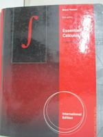 【書寶二手書T1/大學商學_EXS】Essential Calculus, International Metric Edition2/e_James Stewart