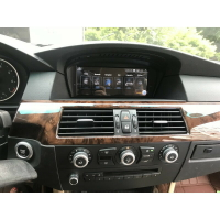 寶馬BMW 5系 520I 530I E60 E61 E63 網路電視安卓主機