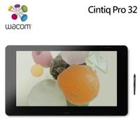 【宏華資訊廣場】Wacom - Cintiq Pro 32HD touch(DTH-3220)高畫質觸控繪圖螢幕繪圖板(採客訂,免運)