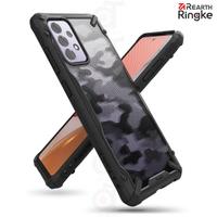 【Ringke】三星 Samsung Galaxy A52 / A72 Fusion X 防撞手機保護殼(A72 / A52 / A32 迷彩防撞手機保護殼)