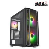 【Superchannel 視博通】雙面男爵 電腦機殼