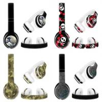 Gift Decal Vinyl and Sticker Skin Set for beats studio 2 studio 3 headphone sticker