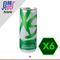 安麗現貨/XS青蘋果風味-6罐