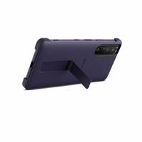 【SONY 索尼】Xperia 1 III 專用可立式時尚保護殼(原廠背蓋)