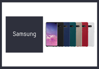 SAMSUNG Galaxy S10+ 原廠皮革背蓋 (台灣公司貨)
