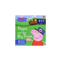 【麥克兒童外文】Peppa Pig Peppa And Big Train