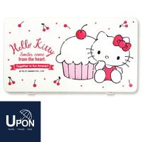 《Hello Kitty口罩收納盒》三麗鷗系列 卡通口罩盒 攜帶盒 置物盒 小物盒 防塵盒 口罩收納夾 UPON生活   99購物節   領券滿額現折$200