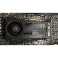 NVIDIA GeForce GTX 1060 6G DDR5單風扇 品牌商測試用 過保