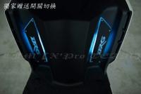 【LFM】DRG 導光 前後 腳踏板 SYM DRG158 導光 LED 踏板 光導式
