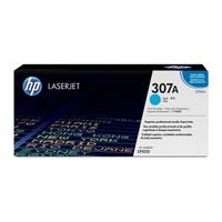 HP 307A 原廠藍色碳粉匣 CE741A 適用 HP CLJ CP5225(7,300張)