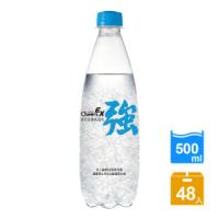 【泰山】Cheers EX 強氣泡水500mlx24入x2箱(共48入)