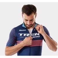 【Santini】Trek Factory Racing CX Team Cycling Jersey(CX車隊版車衣)