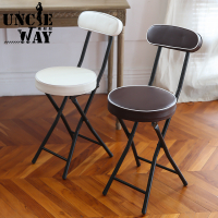 加厚PU摺疊椅 露營折疊凳 休閒椅 工作椅 休閒靠背折疊椅 靠背椅 折疊凳 摺疊凳 折疊椅 收納凳 收合椅 折合椅