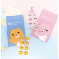 【預購】韓國 KAKAO FRIENDS 萊恩 口罩貼 口罩香氛貼 APEACH 口罩貼紙