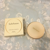 Sulwhasoo雪花秀 完美瓷肌氣墊粉霜 #21