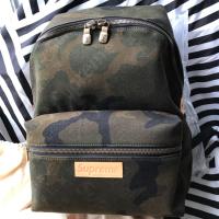 (若假賠十) LV x Supreme 迷彩後背包 限量全新保證專櫃正品
