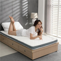 【Darphia 朵法亞】3D透氣獨立筒床墊 厚度9cm 666顆獨立筒彈簧 台灣製造(獨立筒床墊)