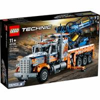 【領券滿額折50】樂高LEGO 42128 Technic 科技系列 重型拖吊車 Heavy-duty Tow Truck