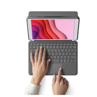 Logitech   Combo Touch iPad Keyboard Case with Trackpad