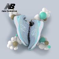 【NEW BALANCE】NB 緩震運動跑鞋_女鞋_灰藍_W880G10-D楦