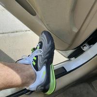 【日本海外代購】Nike Air Max 270 React ENG 限量 黑色 螢光綠 木村配色 氣墊 男女 CW2623-001