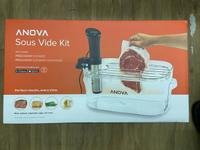 Anova Culinary 舒肥機套餐組 含料理箱 AN500-US00 Sous Vide Precision Cooker (WiFi), 1000 Watts _U3
