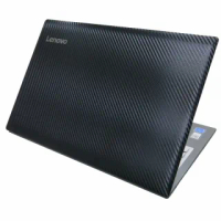 【Ezstick】Lenovo IdeaPad 330 15 IKB 黑色立體紋機身貼(含上蓋貼、鍵盤週圍貼)