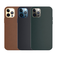 UNIU iPhone12系列 皮革保護殼