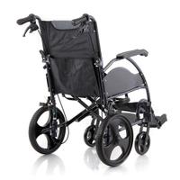 【 iCARE輪椅】輕量攜帶型輪椅 符合輪椅B款補助 IC-120 防疫贈3D薄膜口罩