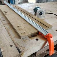新店五折 木工導向尺軌靠山圓鋸機 修邊機臺鋸輔助切割