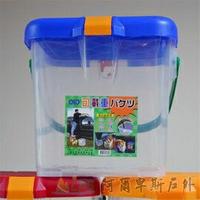 [阿爾卑斯戶外] RV桶 1個入月光寶盒 耐重收納桶/百寶箱/置物箱/工具箱/洗車水桶/ 耐重100kg 可當座椅 P-888