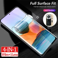 Redmi note10pro Hydrogel film for redmi note 9t cristal protector redmi-note 9s 9 pro hidrogel Xiaomi Redmi Note10 pro glass