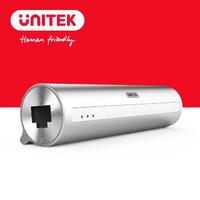【UNITEK】Type-c轉3埠USB3.0HUB有線網卡(Y-3095)