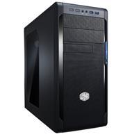 Cooler Master N300 黑化電腦機殼