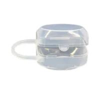 1PCSเด็กSolid Pacifierกล่องจุกนมหลอกคอนเทนเนอร์ผู้ถือPacifierกล่องกระเป๋าเดินทางปลอดภัยผู้ถือPacifierกล่องพล...