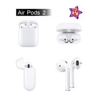 Apple Airpods 2 藍牙耳機 二代 無線雙耳藍芽耳機 搭配充電盒 台灣公司貨【福利品】