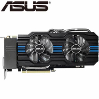 ASUS Graphics Card Original GTX 970 4GB 256Bit GDDR5 Video Cards for nVIDIA VGA Cards Geforce GTX970 Hdmi Dvi game Used On Sale