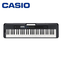 公司貨免運 CASIO 卡西歐 CT-S300 Casiotone 61鍵電子琴(加贈鍵盤保養組超值配件)【唐尼樂器】