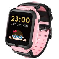 【hereu】herowatch 4G奈米科技防水兒童智慧手錶-女警粉(最棒畢業禮物)