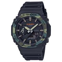 【CASIO】G-SHOCK農家橡樹2100八角腕錶 GA-2110SU-1A  台灣卡西歐保固一年